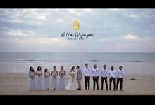 Bobby & Rachel Wedding by Killa Wijaya Wedding Film