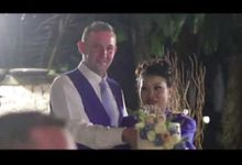 Kenny & Runs Wedding (UK & Thai) by DJ Berlin Bintang