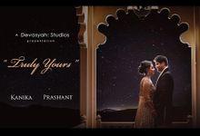 Kanika and Prashant by Devasyah: Studios