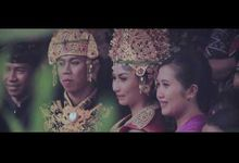 Wedding Agus & Ayu by BaliBento Digiart