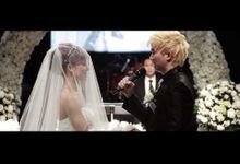 WEDDING TRAILER ADRIEL JESSICA at BANDUNG CONVENTION CENTRE by Vtrack Pictures