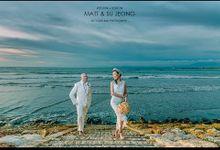 Matt & Su Jeong - Wedding by I Love Bali Photography