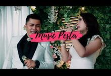 Live At Wedding Celebration Mrs.Binti & Mr.Reanes by Music Pesta Entertainment