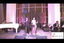 Wedding of William & Grace by Hanny N Co Orchestra