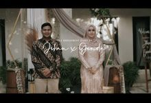 Rustic engagement story of Jihan & Genda by leera films