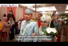 Wahid & Gina Wedding by Heartbeats Entertainment