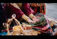 Mappacci and Wedding of Firkana & Maulana  by Lentera Wedding