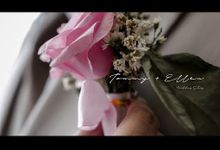 Tommy & Ellen Wedding Story by Creamyylatte Production