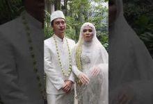 Testimoni Akad Nikah Fatimah & Afan by Mercure Jakarta Sabang
