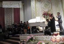 Wedding Reception of Hezy & Melani  2013 by deky & favors