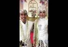 Testimoni Akad Nikah Arina & Rommy by Mercure Jakarta Sabang