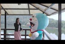 A prewedding film Doa Langit & Doraemon by Dacore Production
