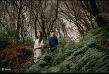 Prewedding of Vicky & Varies by Huemince