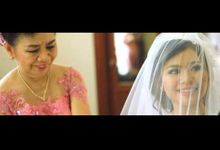 Erwin & Lia Same Day Edit Wedding Video - Love is The Answer by Positivo