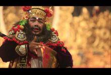 Gambuh dance by kamala entertainment bali by Kamala entertainment centre