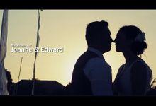 The Wedding of Jo & Ed at Watermark by mejica