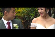 Fayee & Eric by Memoir Bali