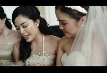 Jason & Mellisa Wedding SDE by Antony by Oui. In love