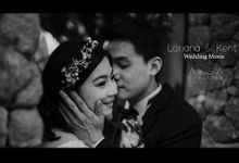 Loriana & Kent Wedding Movie by AKSA Creative