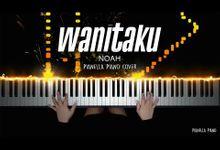 NOAH - Wanitaku - SOLO PIANO INSTRUMENTAL by Jova Musique