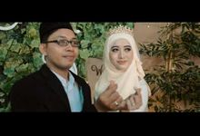 Wedding Angga Dan Nungki by Chidory