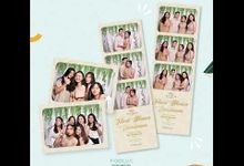 Felicia Monica Birthday Party by Mooilux Photobooth