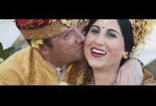 Cinematic Wedding Video by Bali 3 Visual