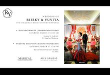 Live Streaming Service for Riesky & Yuvita by 90STUDIO Indonesia