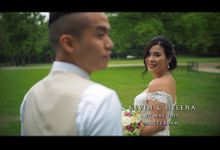 Wedding At Rotterdam Holland | Kevin & Halena by i Film wedding