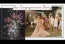 Melissa Koh & James Chen's Engagement Party by Ohana Bali