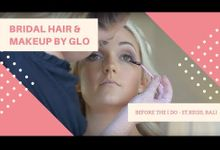 Bridal Hair & Make Up by GLO DAY SPA & SALON BALI