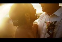 Marini and Shane Wedding by Arya Wedding Films
