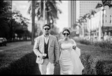 Holy Matrimony Sebastian x Michelle by Oui. In love