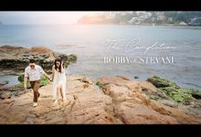 BOBBY & STEVANI by RABEL Cinematic FIlm