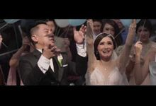The wedding of Andre and Clearesta by Fort Film