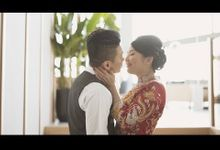 Actual day wedding cinematography (Clare & James) by Peppermint Studios 65