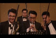 Big Band Orchestra for International Wedding by DIVO MUSIC Management