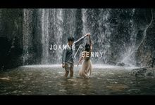 Bali Prewedding Film Joanne & Benny by StayBright