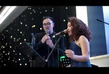 Wedding of Chris & Calista by Archipelagio Music