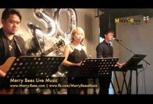 Mrs Seow's 50th Birthday Party at Adelphi Building by Merry Bees Live Music