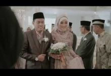 Nafis & Aida Islamic Wedding by Markashima Audio-Visual