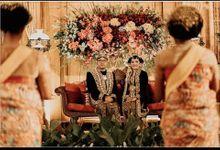 Kerry & Ani Wedding at Dhanapala by AKSA Creative