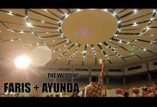 Ayunda & Faris by Arkamaya Images