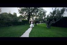 Wedding in Le Case Gialle Melizzano by Visual Wedding Art