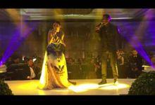 Belinda Tjajadi and William Mogi by ROY MUSIC ENTERTAINMENT MANAGEMENT