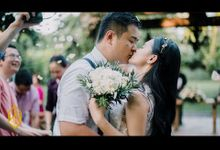 Jiayin & Ruidi Wedding at Bali by Killa Wijaya Wedding Film
