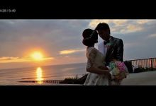 The Wedding of Venecha & Fabian by NOKIE STUDIO