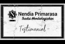 Testimoni Pengantin by Nendia Primarasa Catering