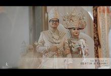 The Wedding Video of Septia & Fahmi by Koncomoto