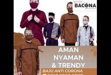 Baju Anti Corona ( Bacona ) by Ventlee Groom Centre